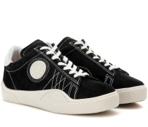 Sneakers Wave Rough aus Veloursleder
