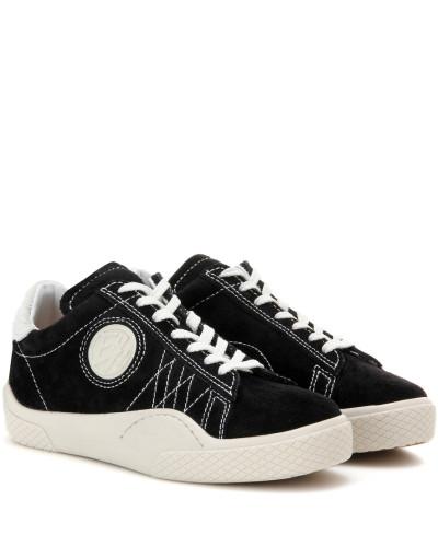 Eytys Damen Sneakers Wave Rough aus Veloursleder
