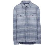 Bluse The Patch Pocket Workman aus Baumwolle