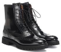 Ankle Boots Cammy aus Leder