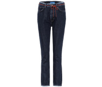 High-Rise Jeans Mimi