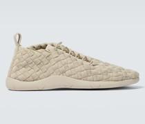 Sneakers Intrecciato