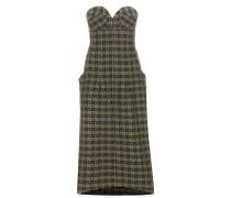 Kleid aus einem Woll-Seidengemisch