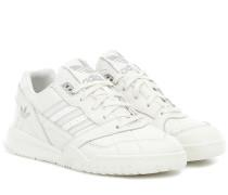 Sneakers A.R. aus Leder
