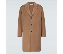 Mantel Dali aus Woll-Twill