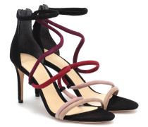 Sandalen Gianny 85 aus Velourselder