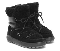 Ankle Boots Chamonix 3 mit Shearling