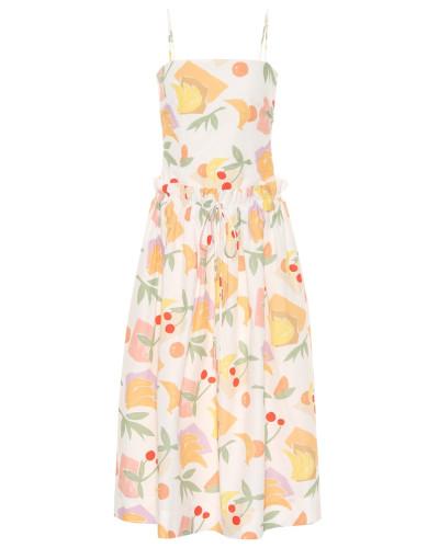 Bedrucktes Kleid Leah
