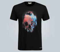 T-Shirt Sprayed Skull