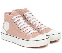 Sneakers aus Canvas