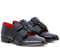 Loafers Idette aus Lackleder