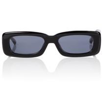 X Linda Farrow Sonnenbrille Mini Marfa