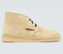 Ankle Boots Desert Coal