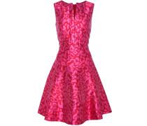 Jacquard-Kleid