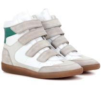 Étoile High-Top-Sneakers Bilsy aus Leder