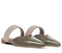 Slippers Maisie aus Leder