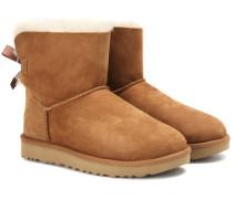 Lammfell-Boots Mini Bailey Bow II