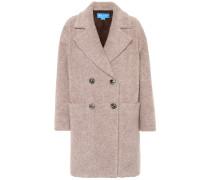 Mantel Ormsby aus einer Wollmischung