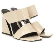 Sandalen Laurann aus Lackleder