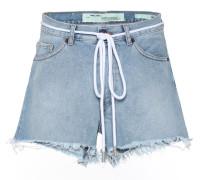 Jeansshorts Diagonal 5