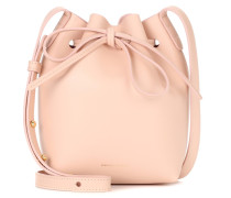 Bucket-Bag Mini Mini aus Leder