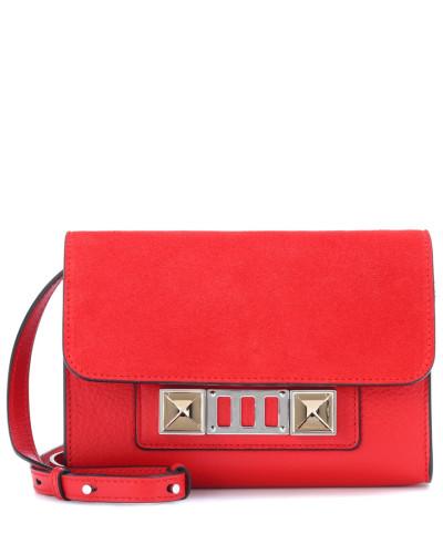 Proenza Schouler Damen Tasche PS11 Mini Classic aus Leder