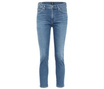 Mid-Rise Skinny Jeans Rocket