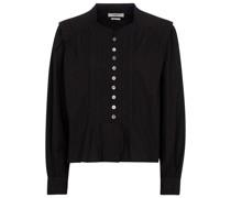 Bluse Okina aus Baumwolle