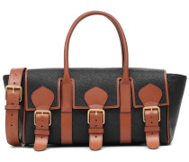X Mulberry Tote Buckle Bayswater