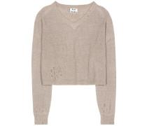 Pullover Antje aus einem Baumwoll-Alpakagemisch