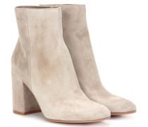 Exklusiv bei mytheresa.com – Ankle Boots Rolling 85 aus Veloursleder