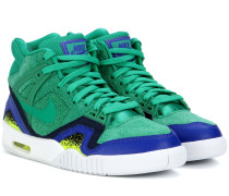 Sneakers Air Tech Challenge II aus Veloursleder