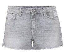 Shorts Slouchy aus Denim