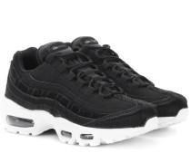 Sneakers Air Max 95 aus Canvas und Leder