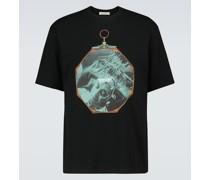 T-Shirt Octogone aus Baumwolle