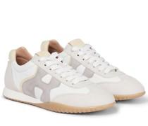 Sneakers Olympia-Z aus Leder