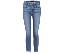 High-Rise Jeans Ace