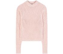 Pullover Zutti aus einem Leinengemisch