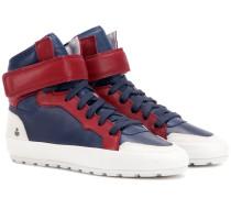 Étoile Bessy High-Top-Sneakers aus Leder