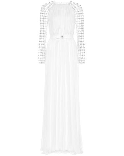 BRIDAL Verziertes Robe Angeline