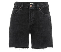 High-Rise Jeansshorts Bailey