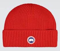 Mütze Arctic Disc Toque aus Wolle