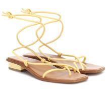 Sandalen Ara aus Leder