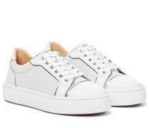 Sneakers Vieirissima aus Leder