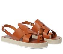 Sandalen Greta aus Leder