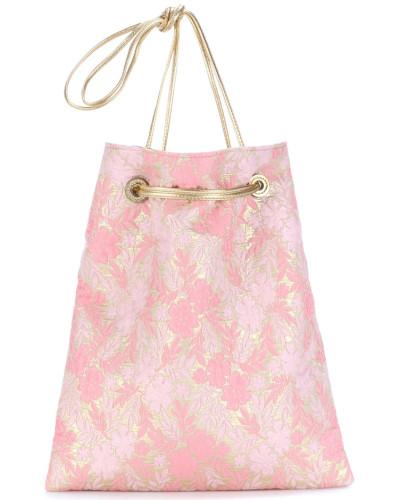Rabatt-Websites Prada Damen Schultertasche aus Jacquard mit Wolle und Seide Verkaufsshop CpmLvHEYI