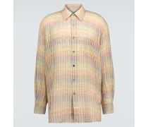 Gestreiftes Hemd Striped Borrowed