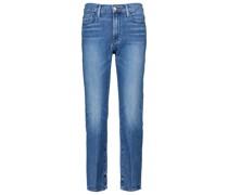 Mid-Rise Jeans Le Nouveau Straight