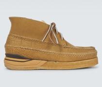 Schuhe Canoe Moc Il-Folk aus Leder