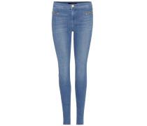 Mid-Rise Super Skinny Jeans Emma